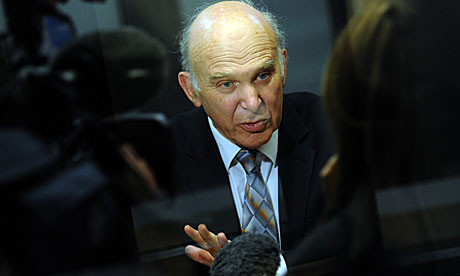 Vince Cable plans tougher laws against rogue directors