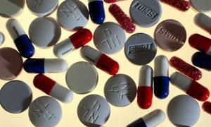 GlaxoSmithKline drugs