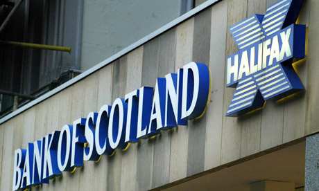 Bank of Scotland; image courtesy of The Guardian