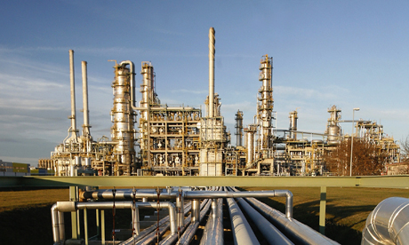 Surplus oil production capacity could disappear by 2012