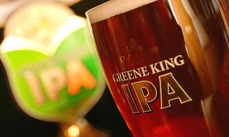 Free Pint - Greene King