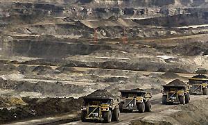 Alberta oil sands - BP