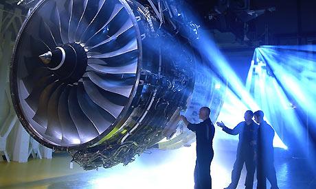 شرکت رولزرویس سازنده انواع موتور (فیلم)