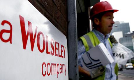 Building supplies firm Wolseley