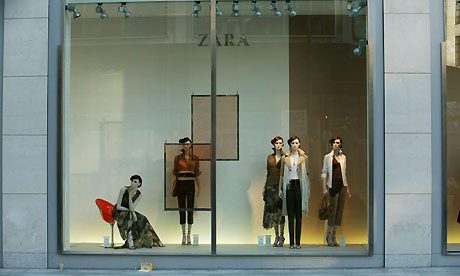 Women clothing stores Zara clothing store