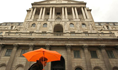Bank of England building, Threadneedle Street