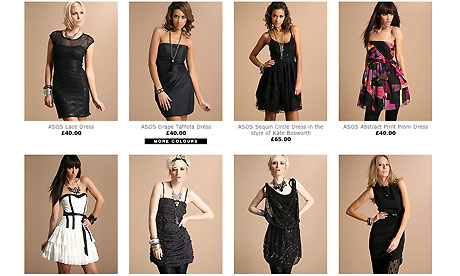 fashion online shopping