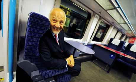 Keith Ludeman, the chief executive of the Go-Ahead rail group