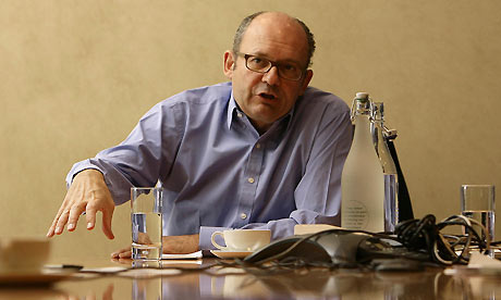 Michael Spencer, chief executive of ICAP