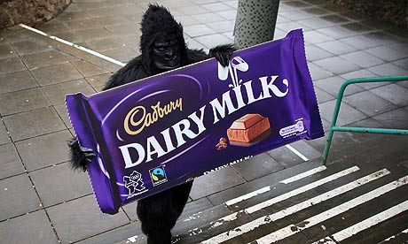 Cadburys Staff Unite To Show Opposition To Hostile Takeover Bids