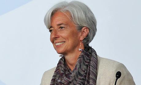 Christine Lagarde nominata nuovo direttore del Fmi