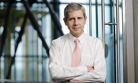 Stuart Rose of Marks & Spencer