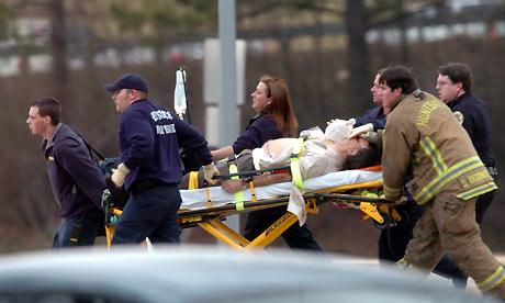 Alabama shooting spree suspect