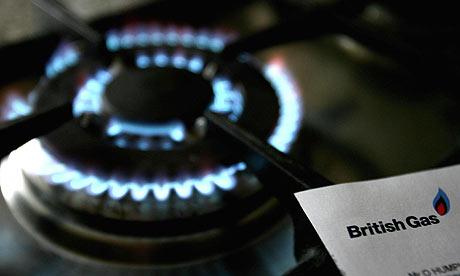 Gas bill rise