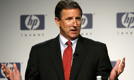 Hewlett-Packard CEO Mark Hurd resigns