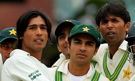 Pakistan cricketers to be charged over alleged match fixing ...