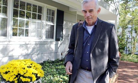 Nobel Economics prize winner Christopher Sims of Princeton University
