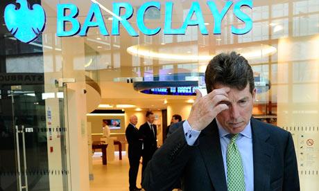Barclays president Bob Diamond