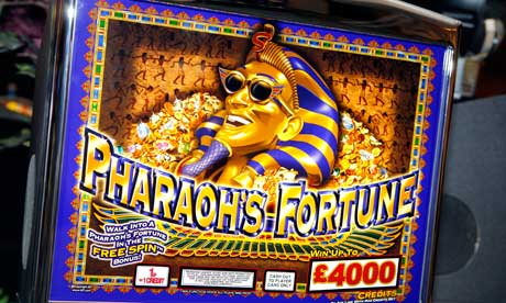 Pharaoh's Fortune slot machine