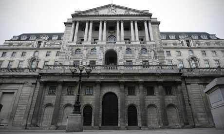 Bank of England unanimous in backing ?75bn in quantitative easing