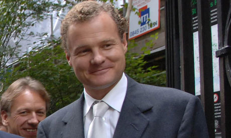 Viscount Rothermere, Daily Mail proprietor