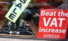 VAT rise