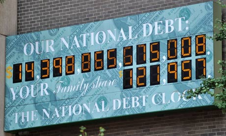 27 Things That Every American Should Know About The National Debt The National Debt Clock 2 007