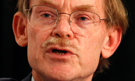 World Bank chief Robert Zoellick