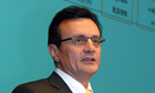 Astra's new chief executive Pascal Soriot