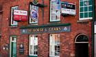 A closed pub in Newark