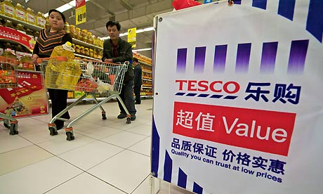 tesco changing business environment A business environment is the social, technological, economic and political environment in a business functions they all affect organisations in different ways they all affect organisations in different ways.