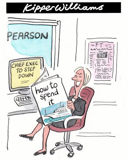 Kipper Williams cartoon 4 October 2012