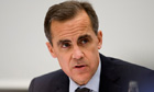 New governor of the Bank of England Mark Carney