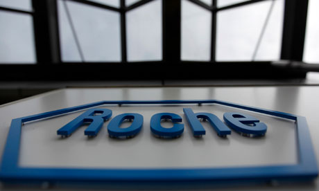Roche to buy U.S. biotech firm InterMune for $8.3 billion