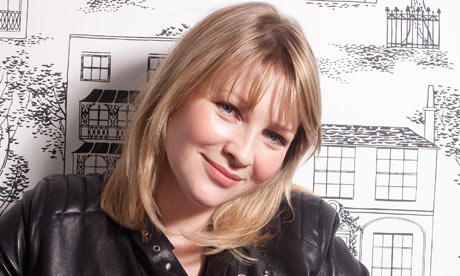 joanna page i am a bubbly sort of child woma高清图片