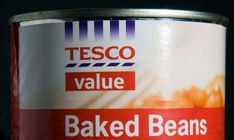 Tesco rebrands Value range | Business | The Guardian