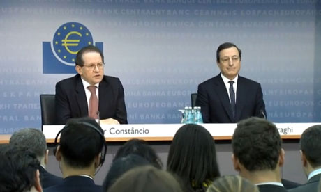 European Central Bank press conference, 3 May 2012.