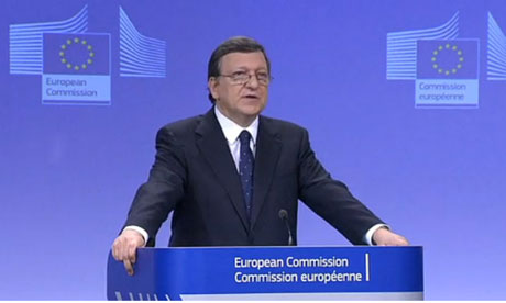Jos Manuel Barroso, President of the EC
