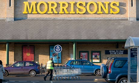 morrison takeover safeway plc After wm morrison supermarkets' (lse: mrw) (nasdaqoth: mrwsyus) series of recent profit warnings, there has been lots of talk in the city that the company could be a potential takeover target.