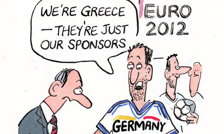 Kipper Williams on Euro 2012