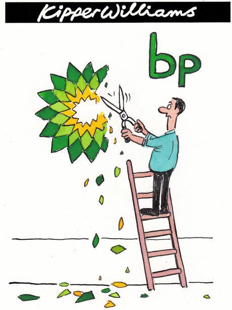 Kipper Williams on BP