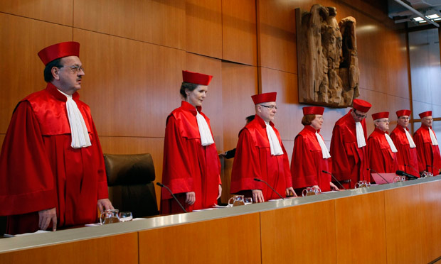 Picture of German Court