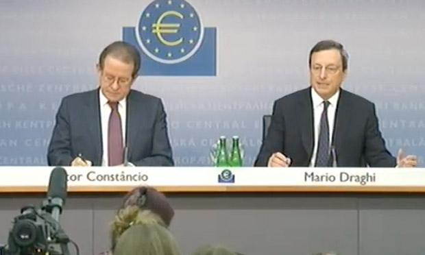 ECB press conference