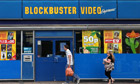 Blockbuster UK goes into administration