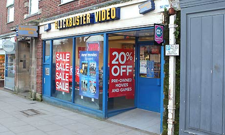 blockbuster failure The long slow demise of blockbuster, filing for chapter 11, provides another example of how the failure to effectively respond to changes in the distribution of content can doom an enterprise.