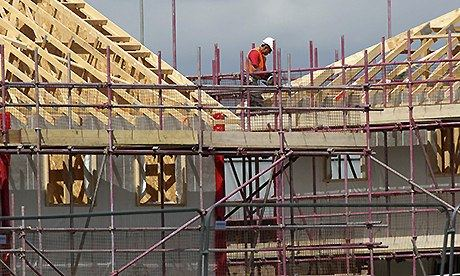 Construction and retail – contrasting perspectives on UK economic recovery | Larry Elliott