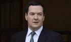 George Osborne bonus cap