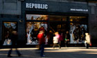 Surprise UK retail sales drop fuels triple-dip recession fears