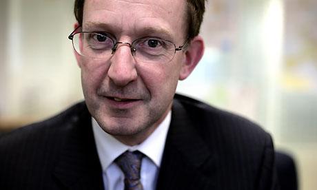 Alistair Buchanan of Ofgem