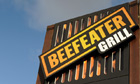 Beefeater owner Whitbread has vowed it would track ingredients from 'field to fork'